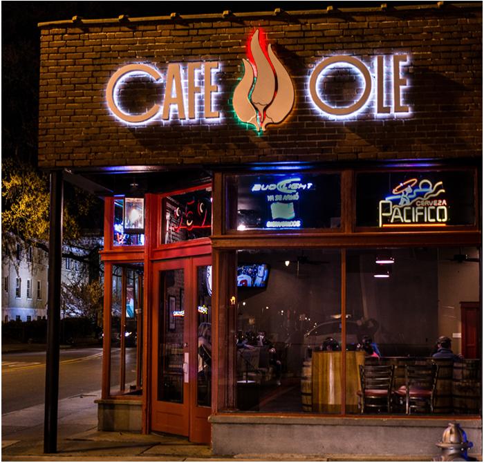 CafeOleSign